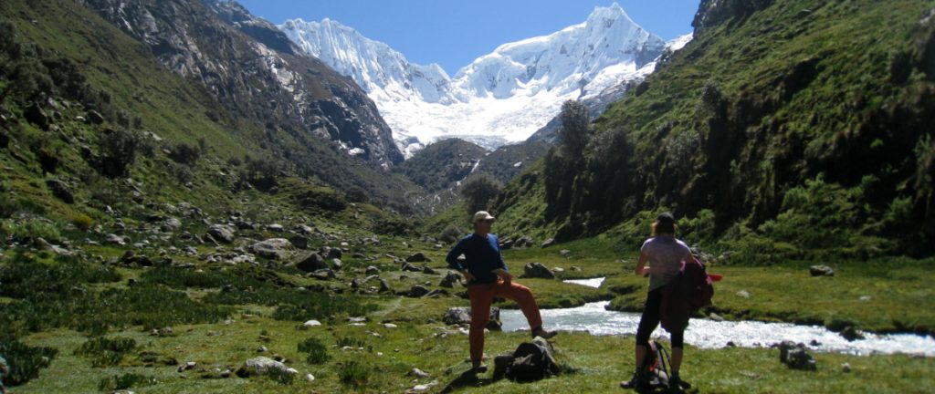 huaraz day hikes